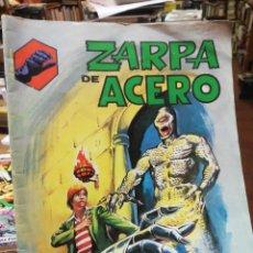 Cómics: ZARPA DE ACERO. CONTRA LOS ANTHROIDES. Lote 155275678