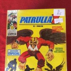Cómics: VERTICE PATRULLA X NUMERO 8 BUEN ESTADO REF.T9. Lote 155331794