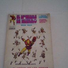 Cómics: EL HOMBRE DE HIERRO - VERTICE - VOLUMEN 1 - NUMERO 15 - BUEN ESTADO- CJ 102 - GORBAUD. Lote 155331874