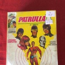 Cómics: VERTICE PATRULLA X NUMERO 15 BUEN ESTADO REF.T9. Lote 155331962