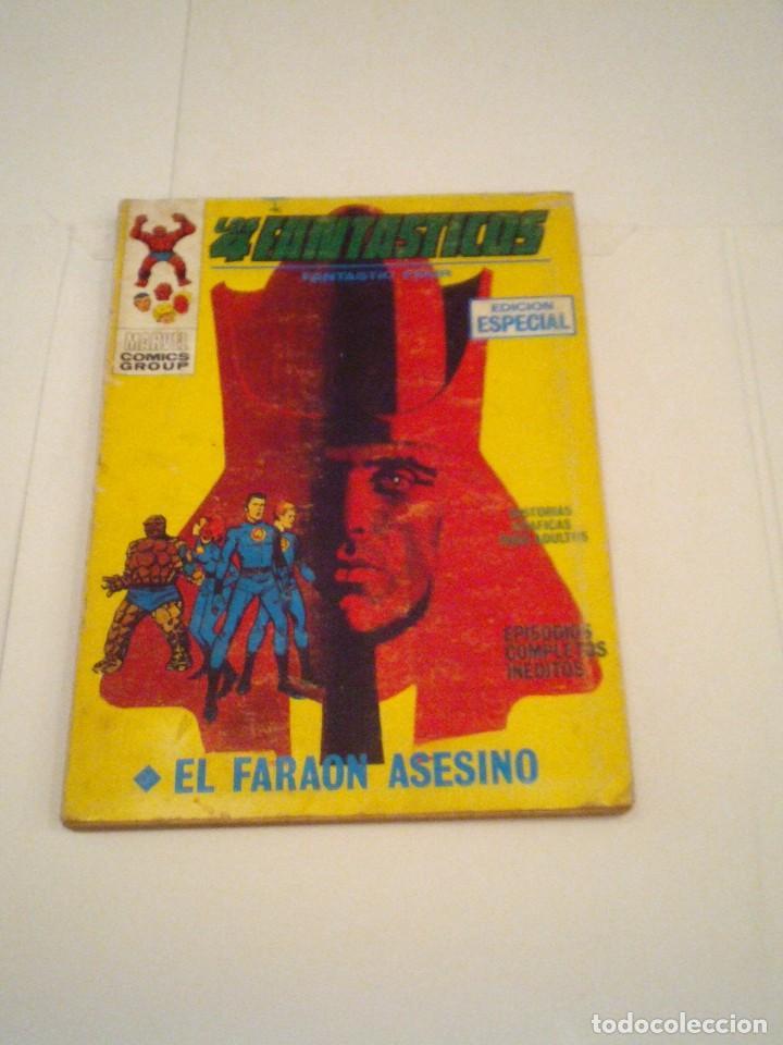LOS 4 FANTASTICOS - VERTICE - VOLUMEN 1 - NUMERO 10 - BUEN ESTADO - CJ 102 - GORBAUD (Tebeos y Comics - Vértice - 4 Fantásticos)