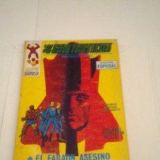 Cómics: LOS 4 FANTASTICOS - VERTICE - VOLUMEN 1 - NUMERO 10 - BUEN ESTADO - CJ 102 - GORBAUD. Lote 155333370