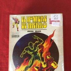 Comics - VERTICE EL HOMBRE DE HIERRO NUMERO 23 BUEN ESTADO REF.T8 - 155334918
