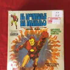 Cómics: VERTICE EL HOMBRE DE HIERRO NUMERO 11 BUEN ESTADO REF.T8. Lote 155334930