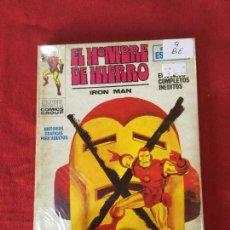 Cómics: VERTICE EL HOMBRE DE HIERRO NUMERO 9 BUEN ESTADO REF.T8. Lote 155334966