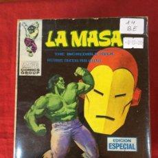Cómics: VERTICE LA MASA NUMERO 14 BUEN ESTADO REF.T8. Lote 155333298