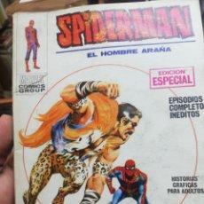 Cómics: SPIDERMAN. LA EMOCION DE LA CAZA. N. 13. Lote 155352074