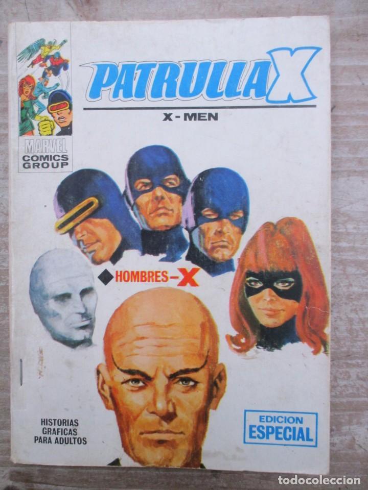 COLECCION COMPLETA PATRULLA X - 32 NUMEROS - VERTICE V.1 - TACO (Comics und Tebeos - Vértice - Patrulla X)
