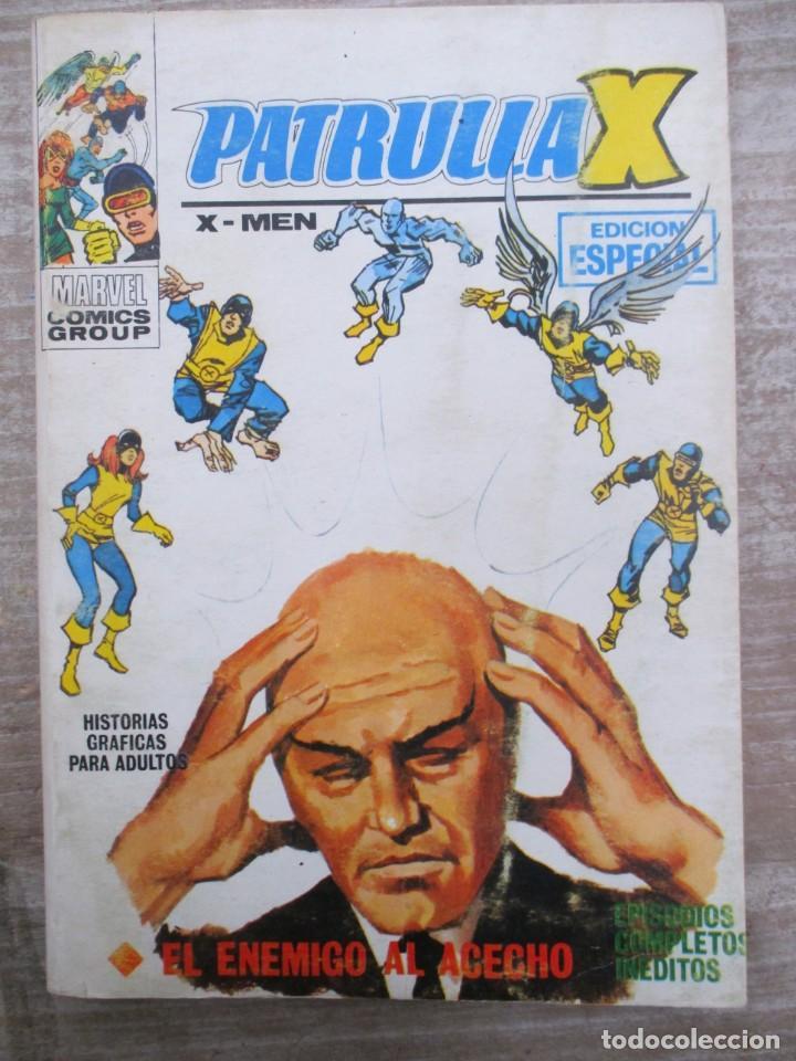 Comics: COLECCION COMPLETA PATRULLA X - 32 NUMEROS - VERTICE V.1 - TACO - Foto 2 - 155357942