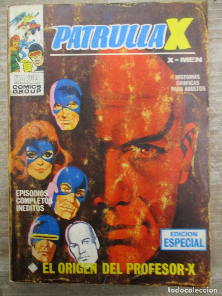 Comics: COLECCION COMPLETA PATRULLA X - 32 NUMEROS - VERTICE V.1 - TACO - Foto 3 - 155357942
