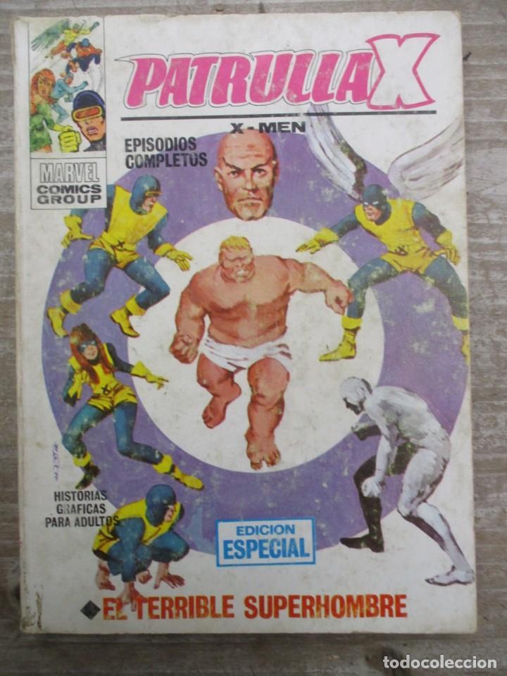 Comics: COLECCION COMPLETA PATRULLA X - 32 NUMEROS - VERTICE V.1 - TACO - Foto 6 - 155357942