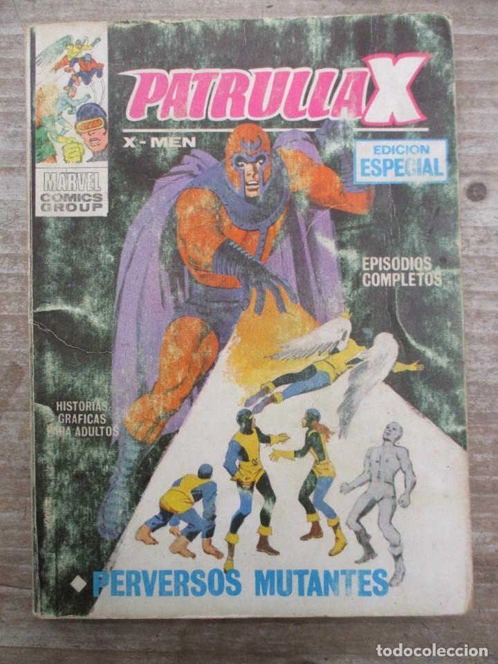 Comics: COLECCION COMPLETA PATRULLA X - 32 NUMEROS - VERTICE V.1 - TACO - Foto 7 - 155357942