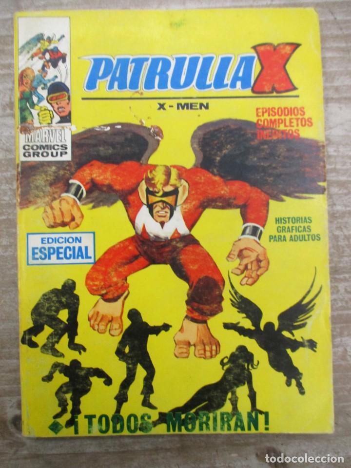 Comics: COLECCION COMPLETA PATRULLA X - 32 NUMEROS - VERTICE V.1 - TACO - Foto 8 - 155357942