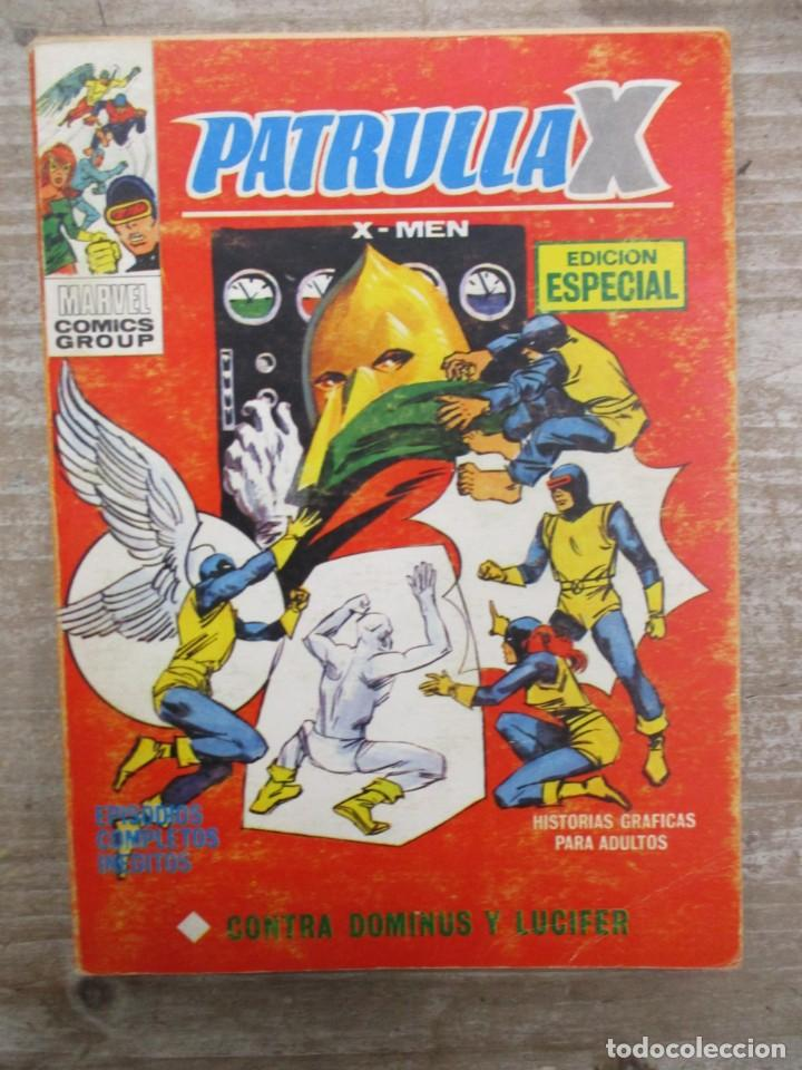 Comics: COLECCION COMPLETA PATRULLA X - 32 NUMEROS - VERTICE V.1 - TACO - Foto 9 - 155357942