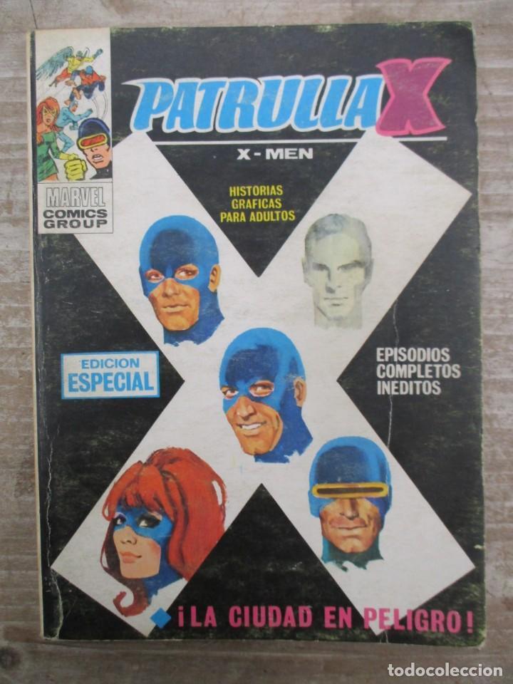 Comics: COLECCION COMPLETA PATRULLA X - 32 NUMEROS - VERTICE V.1 - TACO - Foto 10 - 155357942