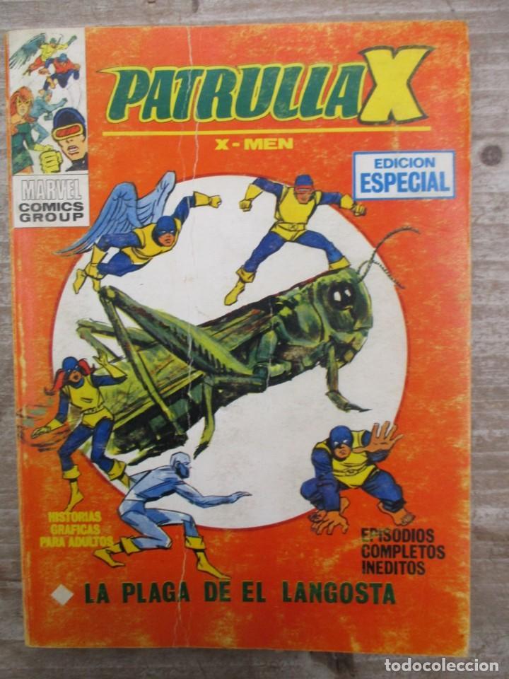 Comics: COLECCION COMPLETA PATRULLA X - 32 NUMEROS - VERTICE V.1 - TACO - Foto 11 - 155357942
