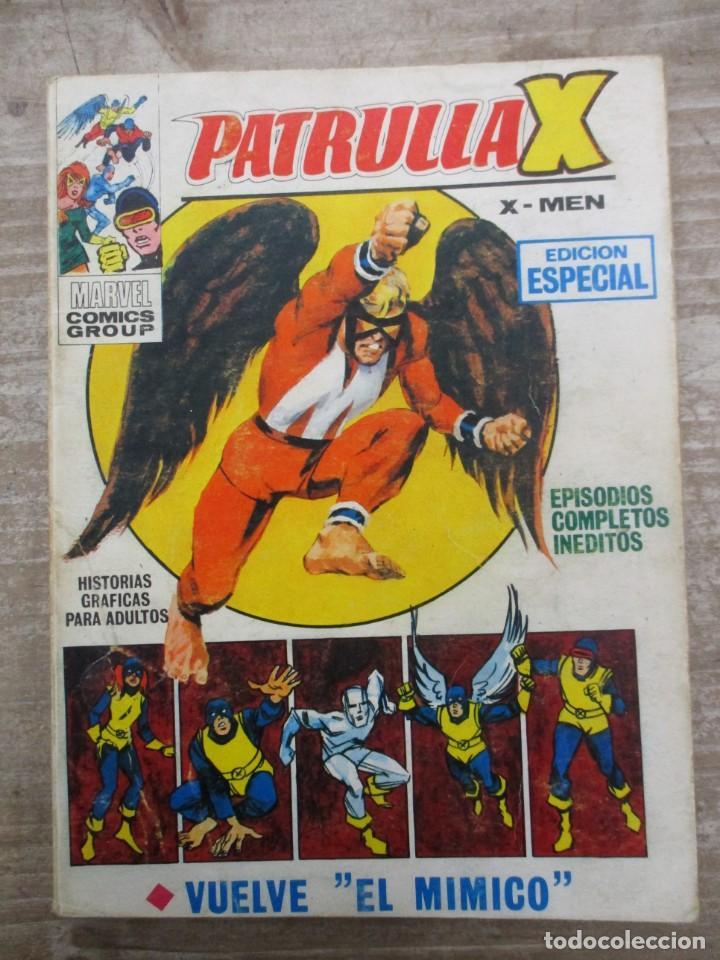 Comics: COLECCION COMPLETA PATRULLA X - 32 NUMEROS - VERTICE V.1 - TACO - Foto 12 - 155357942