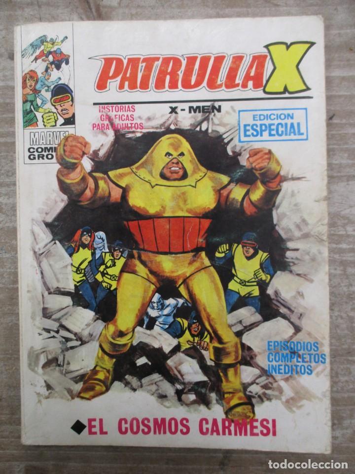 Comics: COLECCION COMPLETA PATRULLA X - 32 NUMEROS - VERTICE V.1 - TACO - Foto 14 - 155357942