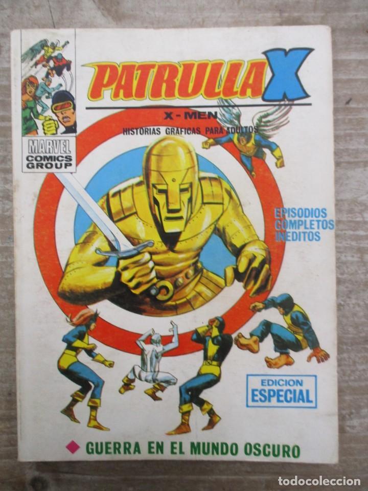 Comics: COLECCION COMPLETA PATRULLA X - 32 NUMEROS - VERTICE V.1 - TACO - Foto 15 - 155357942