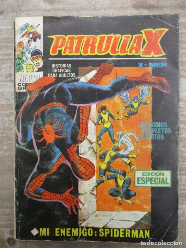 Comics: COLECCION COMPLETA PATRULLA X - 32 NUMEROS - VERTICE V.1 - TACO - Foto 16 - 155357942