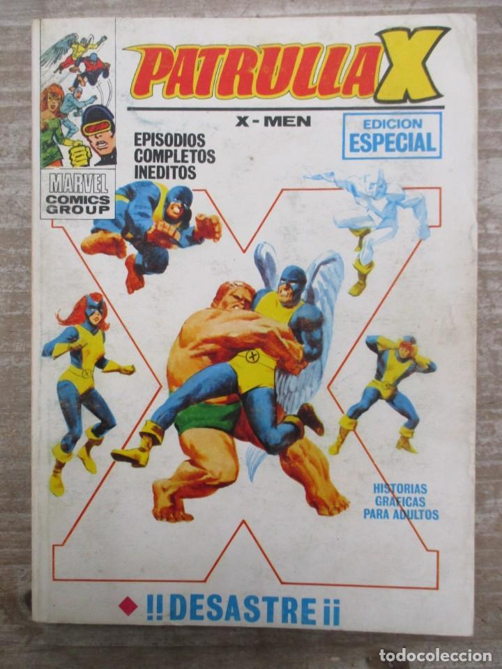 Comics: COLECCION COMPLETA PATRULLA X - 32 NUMEROS - VERTICE V.1 - TACO - Foto 17 - 155357942