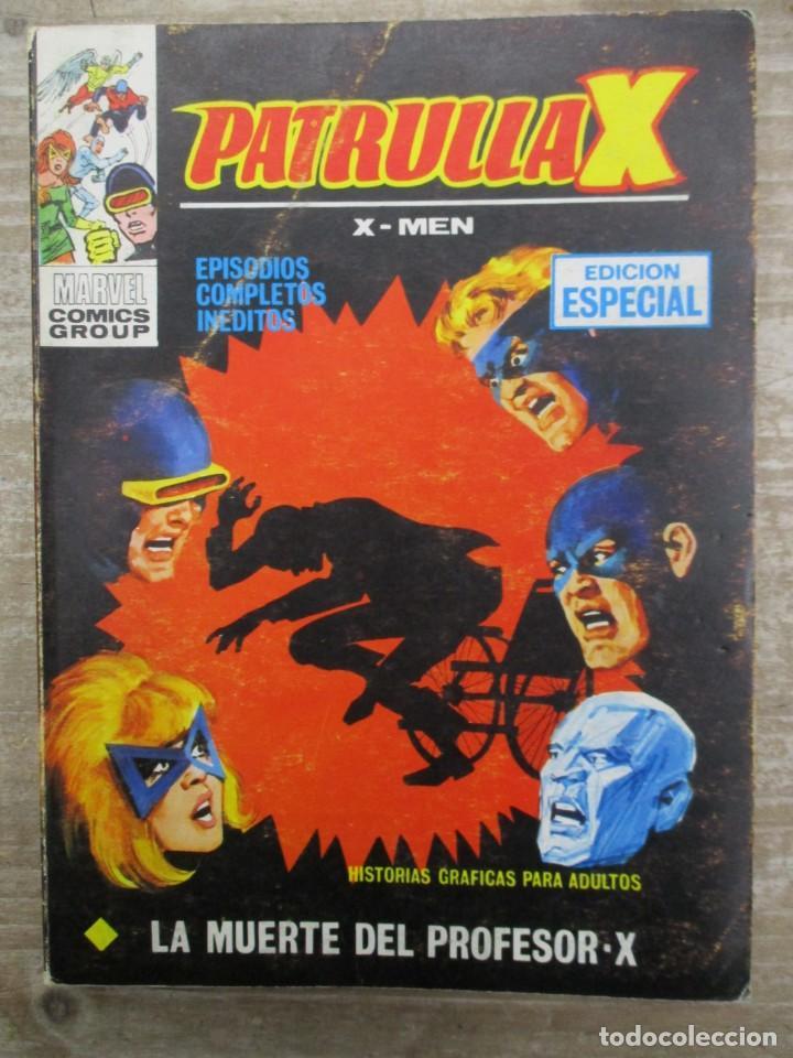 Comics: COLECCION COMPLETA PATRULLA X - 32 NUMEROS - VERTICE V.1 - TACO - Foto 19 - 155357942