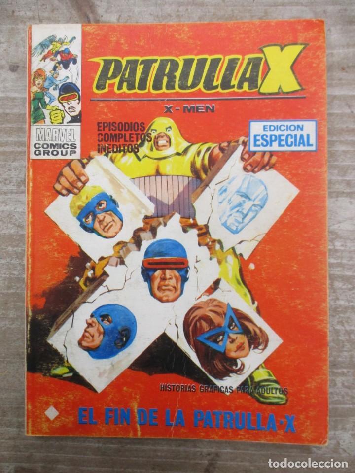 Comics: COLECCION COMPLETA PATRULLA X - 32 NUMEROS - VERTICE V.1 - TACO - Foto 20 - 155357942