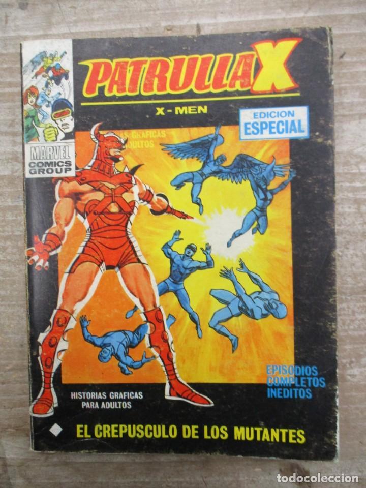 Comics: COLECCION COMPLETA PATRULLA X - 32 NUMEROS - VERTICE V.1 - TACO - Foto 23 - 155357942