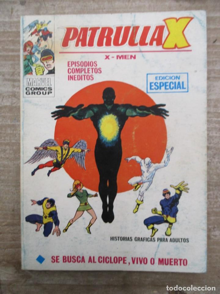 Comics: COLECCION COMPLETA PATRULLA X - 32 NUMEROS - VERTICE V.1 - TACO - Foto 24 - 155357942