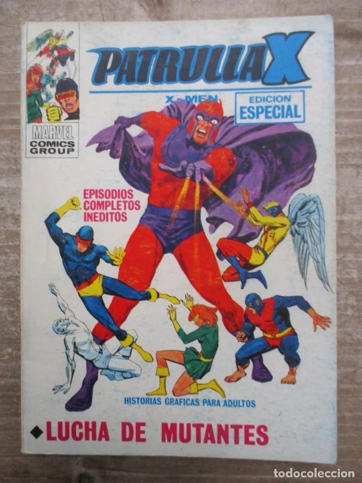 Comics: COLECCION COMPLETA PATRULLA X - 32 NUMEROS - VERTICE V.1 - TACO - Foto 25 - 155357942