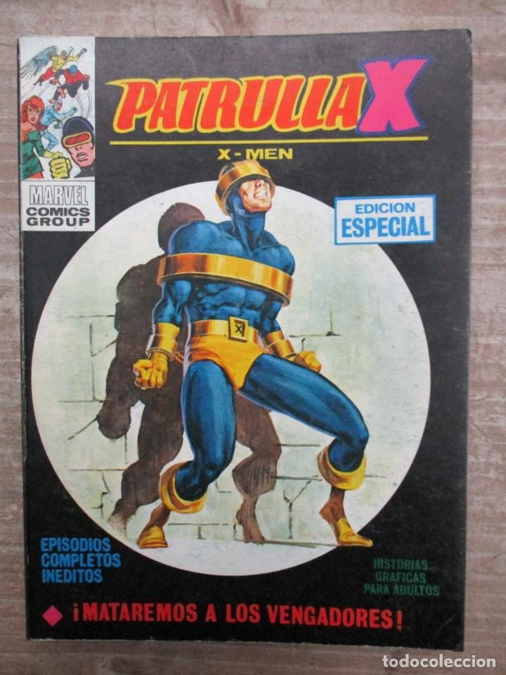 Comics: COLECCION COMPLETA PATRULLA X - 32 NUMEROS - VERTICE V.1 - TACO - Foto 26 - 155357942