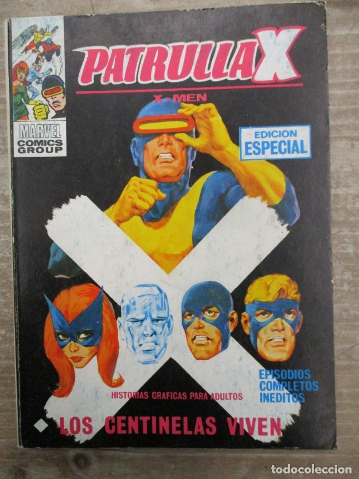 Comics: COLECCION COMPLETA PATRULLA X - 32 NUMEROS - VERTICE V.1 - TACO - Foto 27 - 155357942