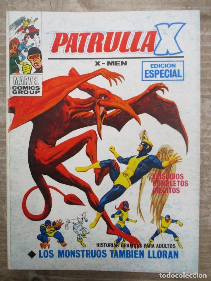 Comics: COLECCION COMPLETA PATRULLA X - 32 NUMEROS - VERTICE V.1 - TACO - Foto 28 - 155357942