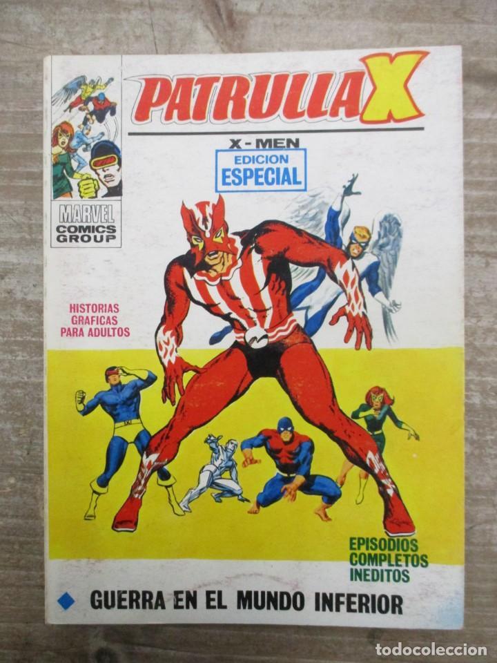 Comics: COLECCION COMPLETA PATRULLA X - 32 NUMEROS - VERTICE V.1 - TACO - Foto 29 - 155357942