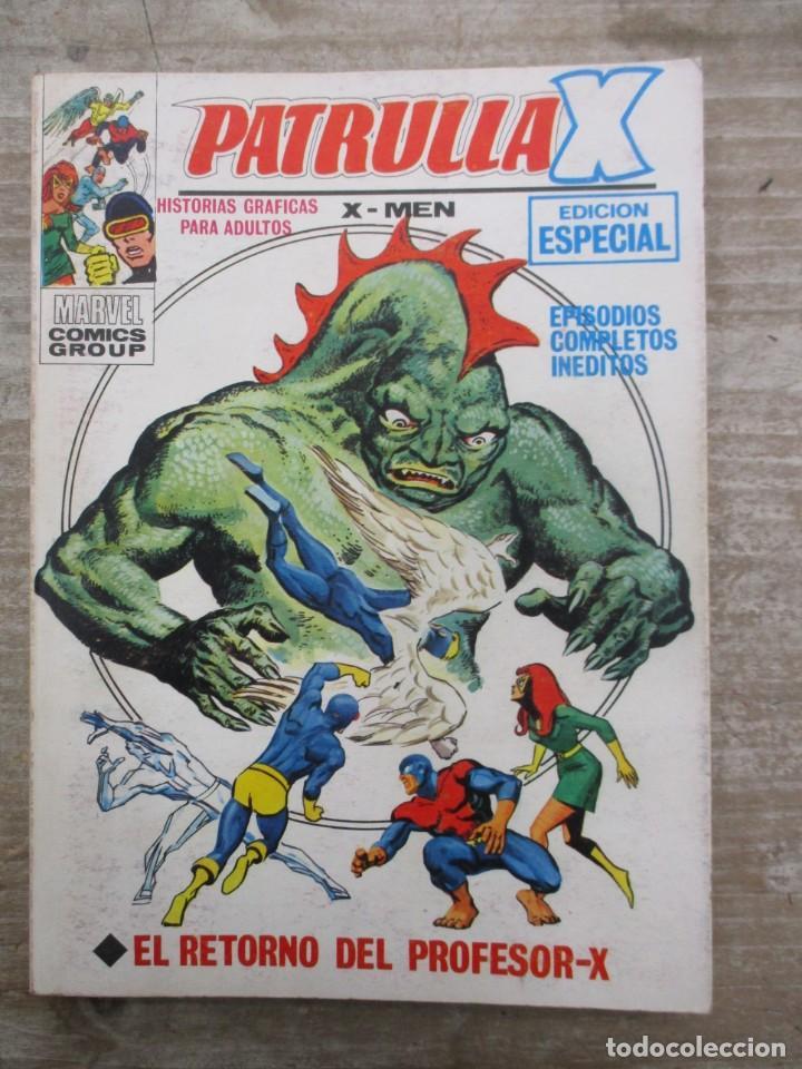 Comics: COLECCION COMPLETA PATRULLA X - 32 NUMEROS - VERTICE V.1 - TACO - Foto 30 - 155357942