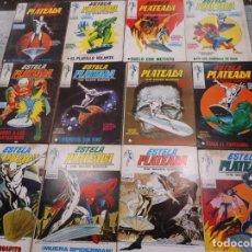 Cómics: VERTICE, MARVEL GROUP, LOS 12 PRIMEROS NÚMEROS DE ESTRELLA PLATEADA.. Lote 155408278