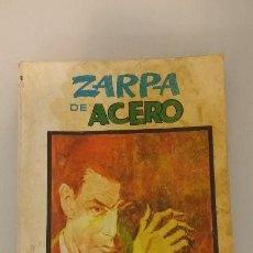 Cómics: ZARPA DE ACERO 11 EDICION GIGANTE MUY DIFICIL. Lote 102988027