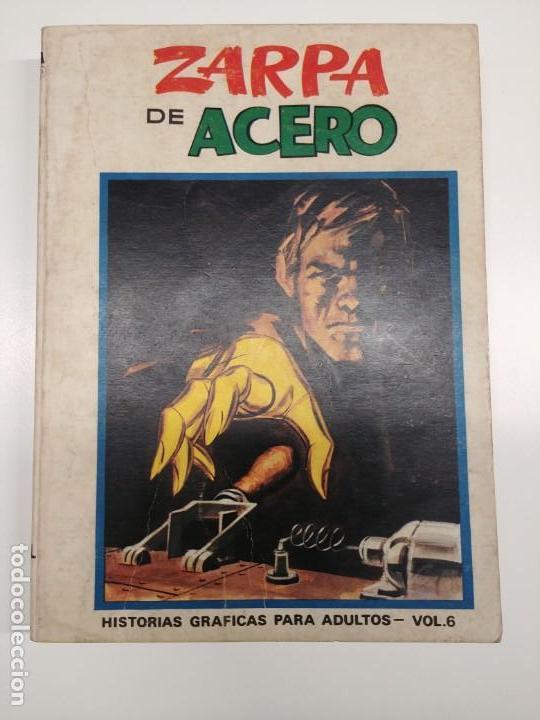 ZARPA DE ACERO 6 VERTICE EDICIÓN ESPECIAL GIGANTE BUEN ESTADO (Tebeos y Comics - Vértice - Fleetway)