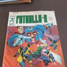 Cómics: LA PATRULLA X VOLUMEN 3 NUMERO 2 VERTICE.. Lote 155635690