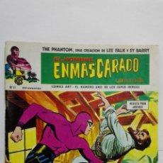 Cómics: EL HOMBRE ENMASCARADO Nº 37, AÑO 1974. Lote 155722890