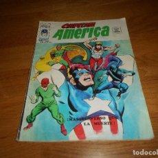 Cómics: CAPITÁN AMÉRICA. VÉRTICE. V 3, N° 9. MÁS PERVERSO QUE LA MUERTE. 1976.. Lote 155810238