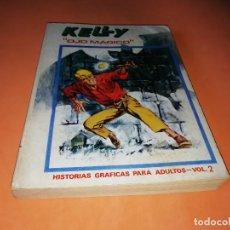Cómics: KELLY OJO MAGICO. VOLUMEN 2. EDICION ESPECIAL . TACO. VERTICE . 1973 .BUEN ESTADO.. Lote 155817386