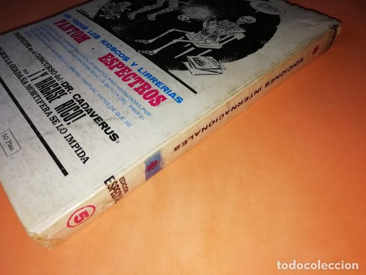 Cómics: ZARPA DE ACERO VOLUMEN 5.EDICION ESPECIAL. VERTICE . TACO. 1972. BUEN ESTADO. - Foto 4 - 155818434