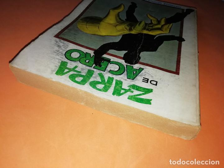 Cómics: ZARPA DE ACERO VOLUMEN 5.EDICION ESPECIAL. VERTICE . TACO. 1972. BUEN ESTADO. - Foto 5 - 155818434
