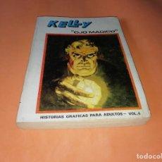 Cómics: KELLY OJO MAGICO. VOLUMEN 4. EDICION ESPECIAL . TACO. VERTICE . 1973 .BUEN ESTADO.. Lote 155819054
