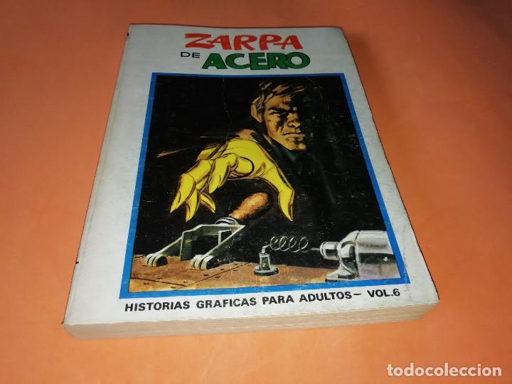 ZARPA DE ACERO . VOLUMEN 6 . EDICION ESPECIAL. VERTICE. TACO . 1973. BUEN ESTADO (Tebeos y Comics - Vértice - Otros)