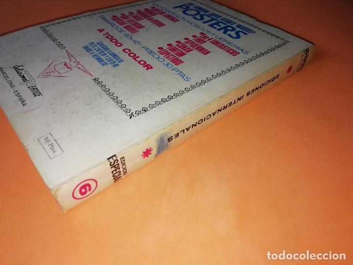 Cómics: ZARPA DE ACERO . VOLUMEN 6 . EDICION ESPECIAL. VERTICE. TACO . 1973. BUEN ESTADO - Foto 4 - 155819942