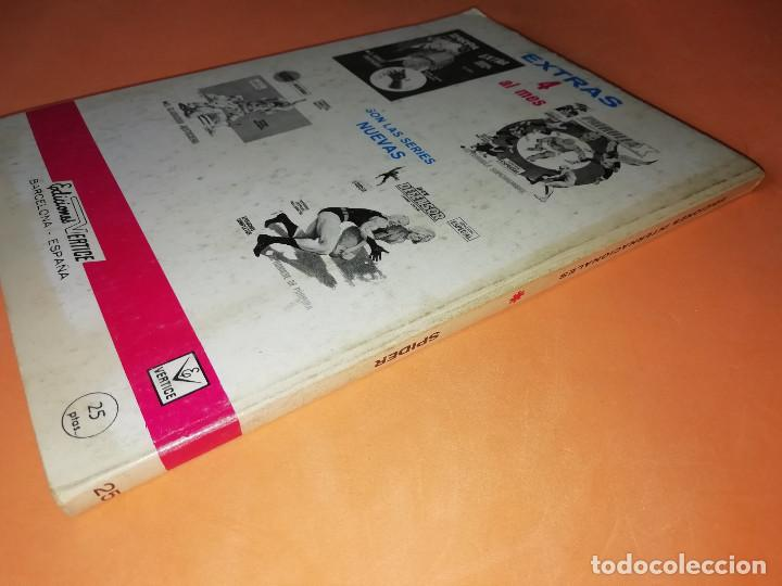 Cómics: SPIDER. EXTRA. COMO MATAR A SPIDER . Nº 25. VERTICE .TACO . 1969. BUEN ESTADO - Foto 4 - 155821194