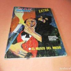 Cómics: MAX AUDAZ . EXTRA. EL MUSEO DEL MIEDO. Nº 14. VERTICE . TACO. 1969.. Lote 155823066