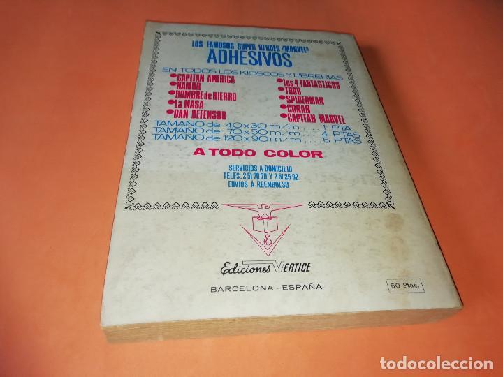Cómics: MAX AUDAZ. VOLUMEN 1. EDICION ESPECIAL. VERTICE. TACO, 1973. BUEN ESTADO. - Foto 2 - 155825010
